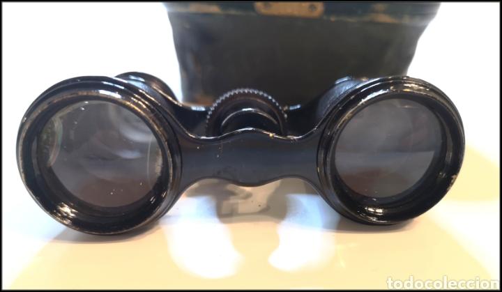 Antigüedades: Binoculares Charles Chevalier - Foto 3 - 212417926