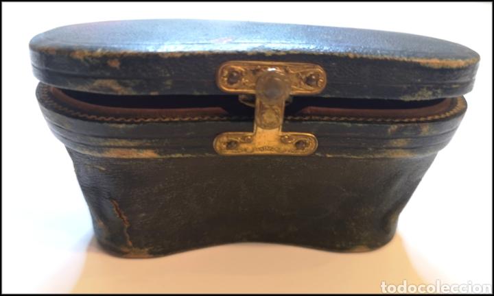 Antigüedades: Binoculares Charles Chevalier - Foto 4 - 212417926