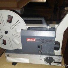 Antigüedades: PROYECTOR CINE EUMIG SUPER 8 SONORO- MARK 502- D. Lote 212468196