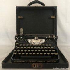 Antigüedades: MAQUINA DE ESCRIBIR - UNDERWOOD STANDARD PORTABLE TYPEWRITER - USA - AÑOS 30.. Lote 212613272