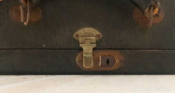 Antigüedades: MAQUINA DE ESCRIBIR - UNDERWOOD STANDARD PORTABLE TYPEWRITER - USA - AÑOS 30. - Foto 9 - 212613272