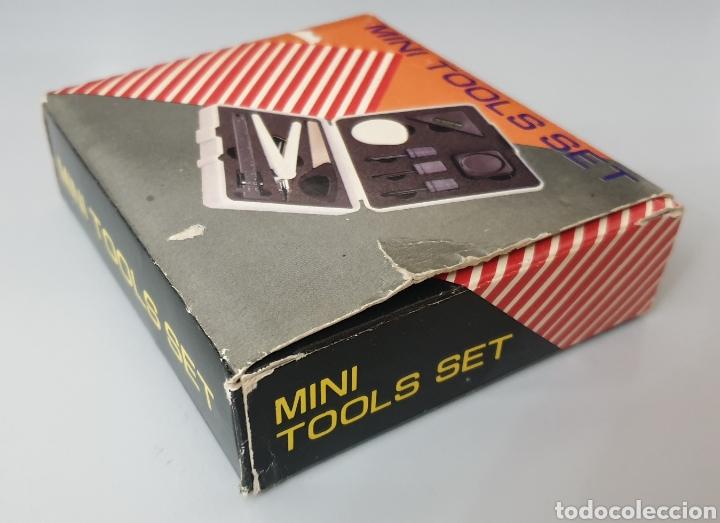 Antigüedades: MINI TOOLS SET VINTAGE 1980s - Foto 3 - 212732517