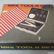 Antigüedades: MINI TOOLS SET VINTAGE 1980S. Lote 212732517