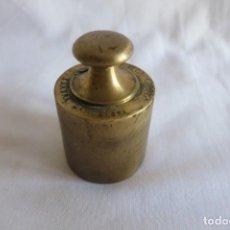 Antigüedades: PESA DE 200 GRAMOS YSAURA. Lote 212751405