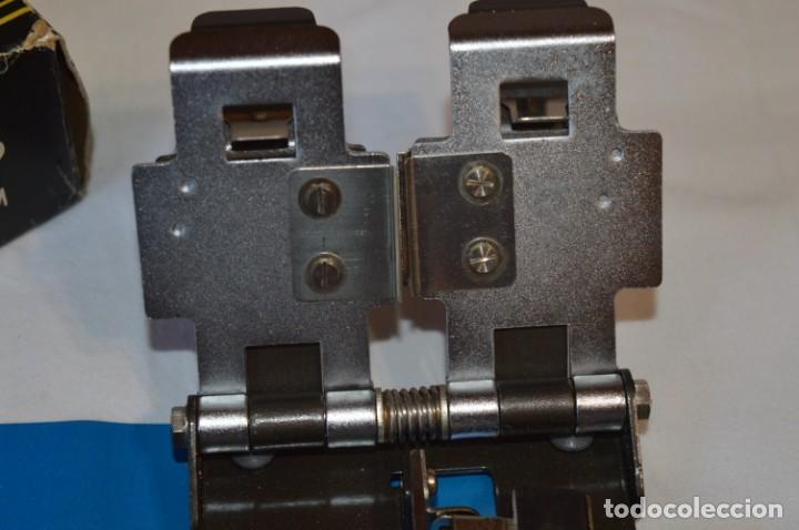 Antigüedades: VINTAGE - EMPALMADORA SPLICER M3 - Super 8 - Regular 8 & 16 Mm. Caja e instruciones ¡Mira fotos! - Foto 5 - 212796016