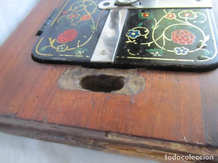 Antigüedades: Máquina de coser Vesta, alemana, modelo Vestacita Saxonia Type, principios siglo XX, funcionando - Foto 7 - 212908535