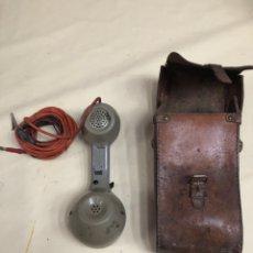 Teléfonos: TELÉFONO DE TÉCNICO REPARACIÓN LÍNEAS. Lote 213043445
