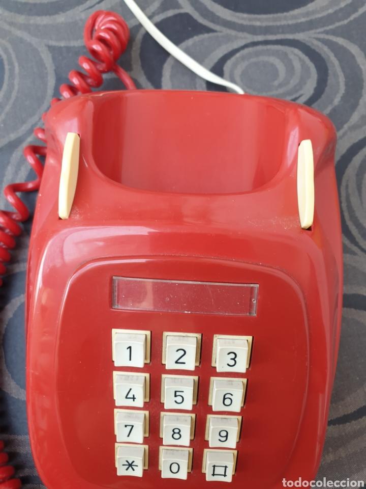 Teléfonos: TELÉFONO HERALDO ROJO. FUNCIONA CORRECTAMENTE. - Foto 3 - 213096700