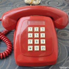 Teléfonos: TELÉFONO HERALDO ROJO. FUNCIONA CORRECTAMENTE.. Lote 213096700