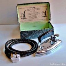 Oggetti Antichi: 1950 PLANCHA ELECTRICA 20.CM LARGO. Lote 213280461