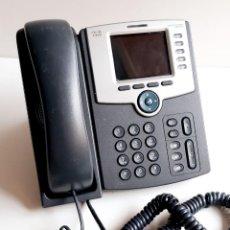 Telefoni: TELEFONO CENTRALITA CON PANTALLA CISCO. Lote 213325686