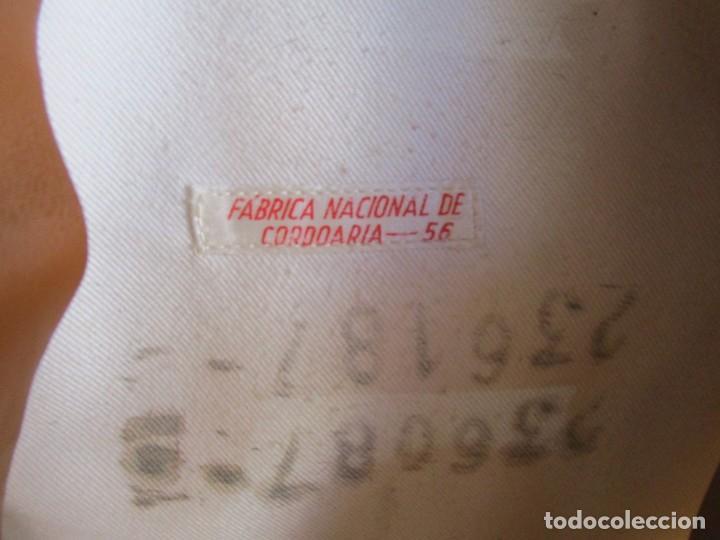 Antigüedades: MARINA PORTUGAL - FARDA TRAJE INVIERNO DE CALLE - PANTALON CHAQUETILLA Y LEPANTO - FIELTRO Y PAÑO + - Foto 4 - 213348353
