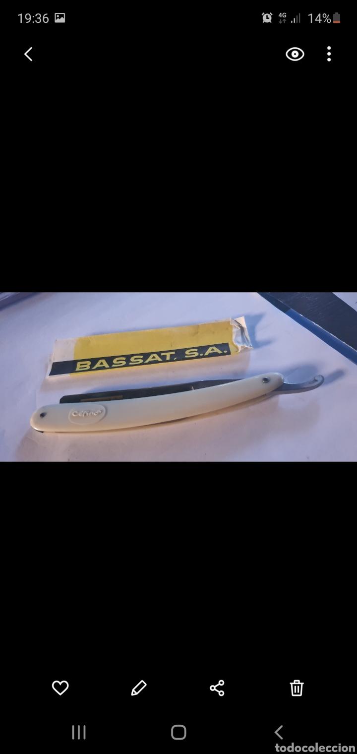 NAVAJA BASSAT IBERIA (Antigüedades - Técnicas - Barbería - Navajas Antiguas)