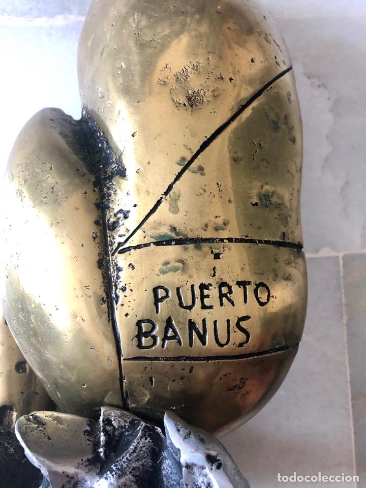 Antigüedades: PUERTO BANUS , GRAN DISEÑÓ CONMEMORATIVO - Foto 5 - 213393328