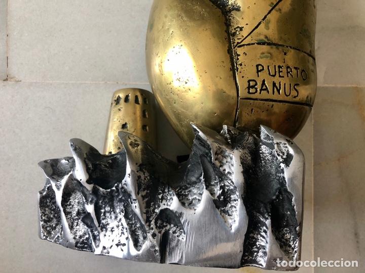 Antigüedades: PUERTO BANUS , GRAN DISEÑÓ CONMEMORATIVO - Foto 8 - 213393328