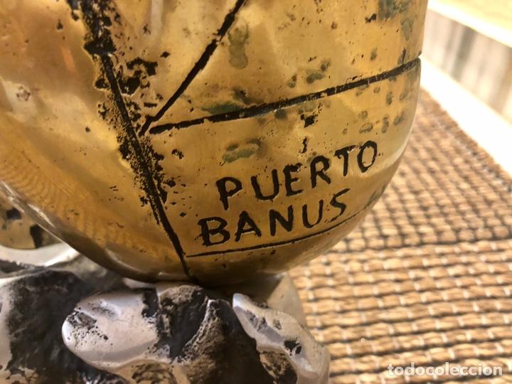 Antigüedades: PUERTO BANUS , GRAN DISEÑÓ CONMEMORATIVO - Foto 14 - 213393328