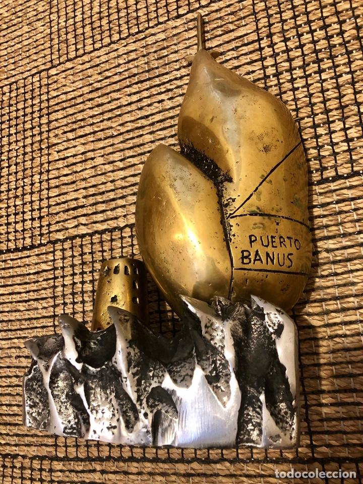 Antigüedades: PUERTO BANUS , GRAN DISEÑÓ CONMEMORATIVO - Foto 21 - 213393328