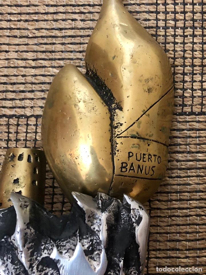 Antigüedades: PUERTO BANUS , GRAN DISEÑÓ CONMEMORATIVO - Foto 22 - 213393328