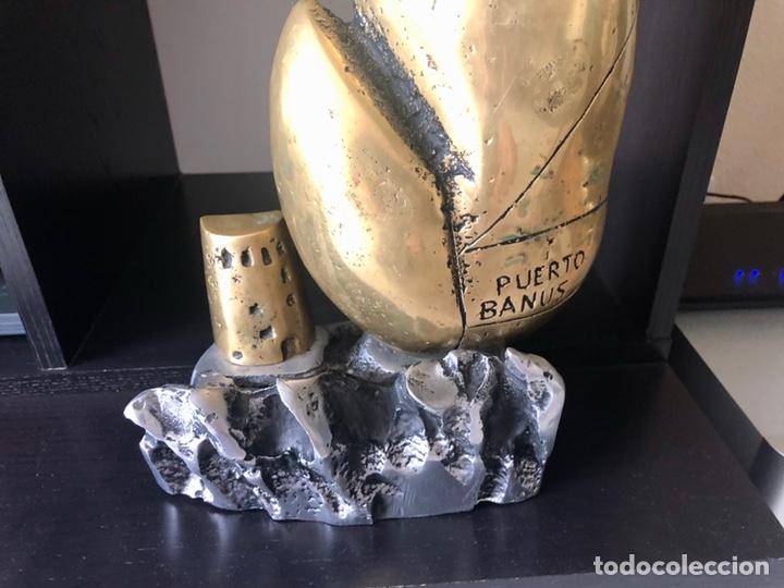 Antigüedades: PUERTO BANUS , GRAN DISEÑÓ CONMEMORATIVO - Foto 25 - 213393328