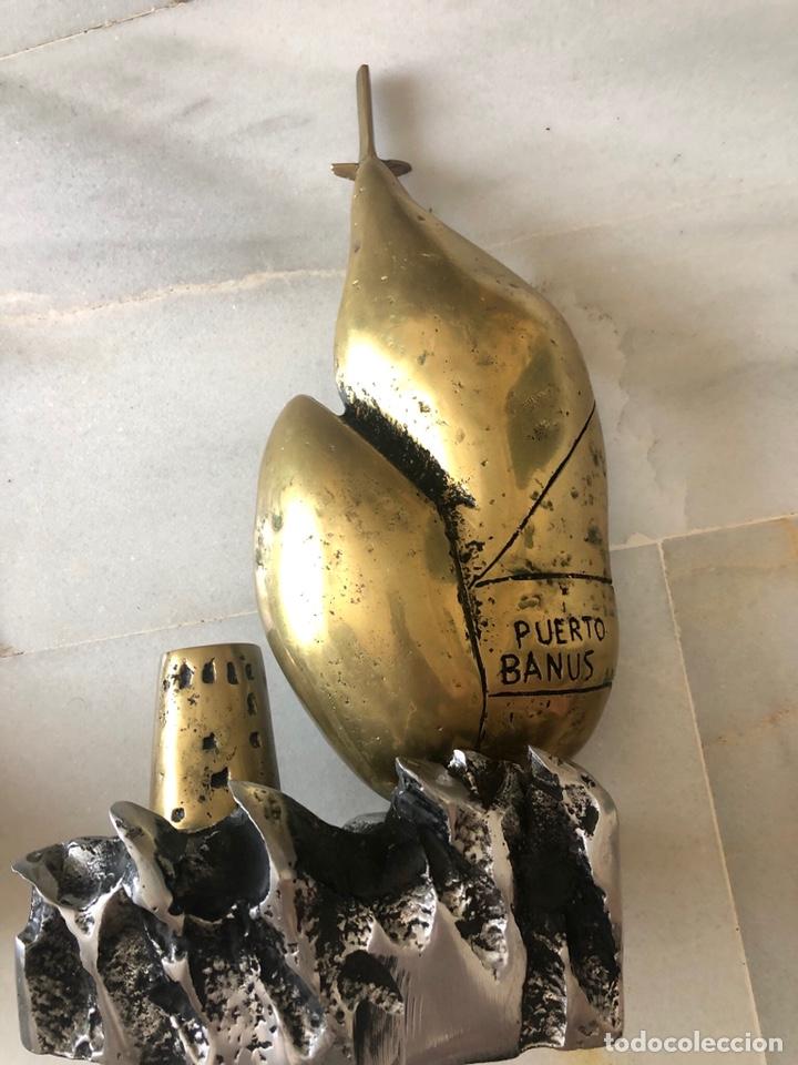 Antigüedades: PUERTO BANUS , GRAN DISEÑÓ CONMEMORATIVO - Foto 3 - 213393328