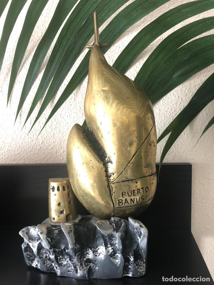 Antigüedades: PUERTO BANUS , GRAN DISEÑÓ CONMEMORATIVO - Foto 23 - 213393328