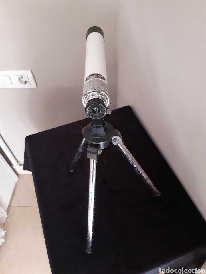 Antigüedades: Telescopio vintage Telescope 30 x 30 Made in Japan con tripode - Foto 6 - 213462192