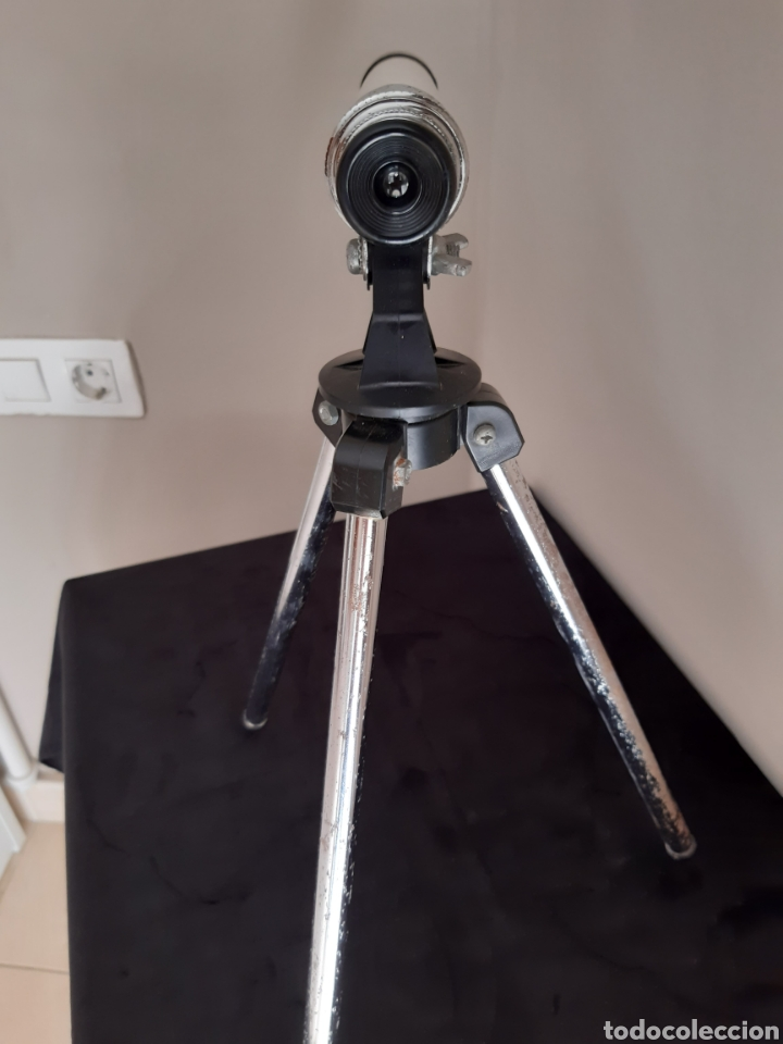 Antigüedades: Telescopio vintage Telescope 30 x 30 Made in Japan con tripode - Foto 7 - 213462192