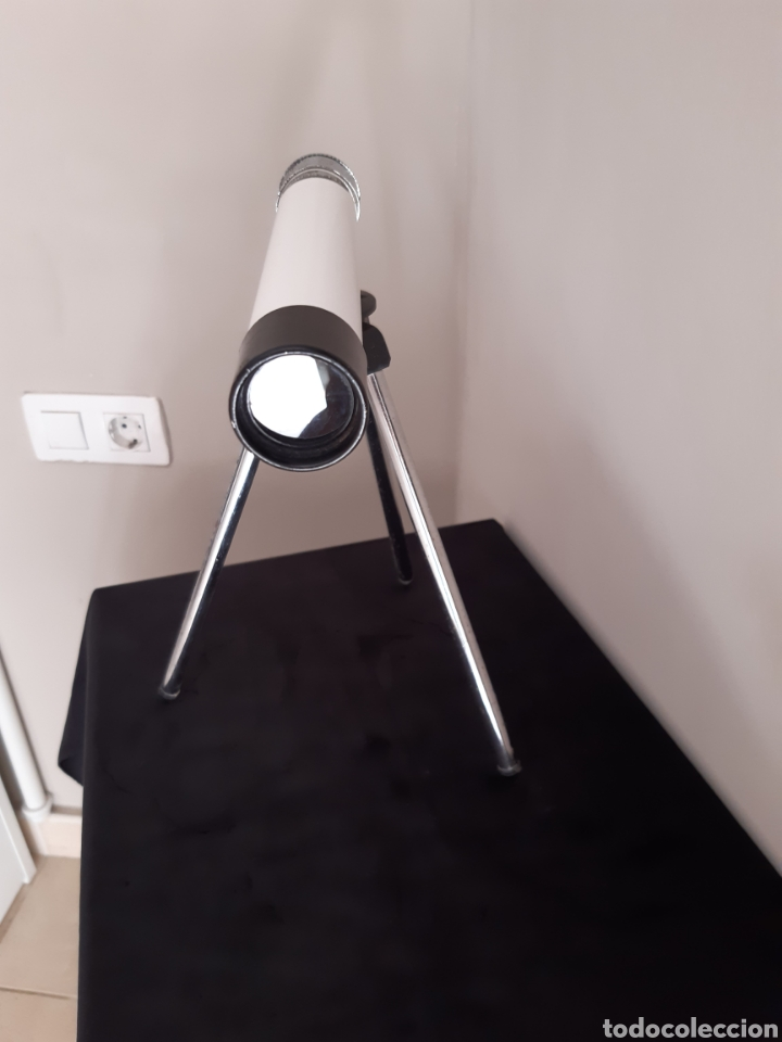 Antigüedades: Telescopio vintage Telescope 30 x 30 Made in Japan con tripode - Foto 8 - 213462192