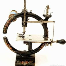 Antigüedades: ANTIGUA MAQUINA DE COSER FOLEY & WILLIAMS PONY 1882 ANTIQUE SEWING MACHINE. Lote 213481643