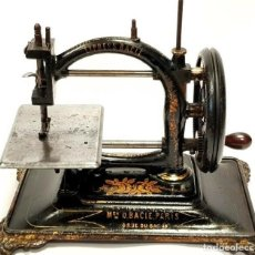 Antigüedades: ANTIGUA MAQUINA DE COSER EXPRESS BACLE -PARIS- RARE ANTIQUE SEWING MACHINE 1898. Lote 213482297