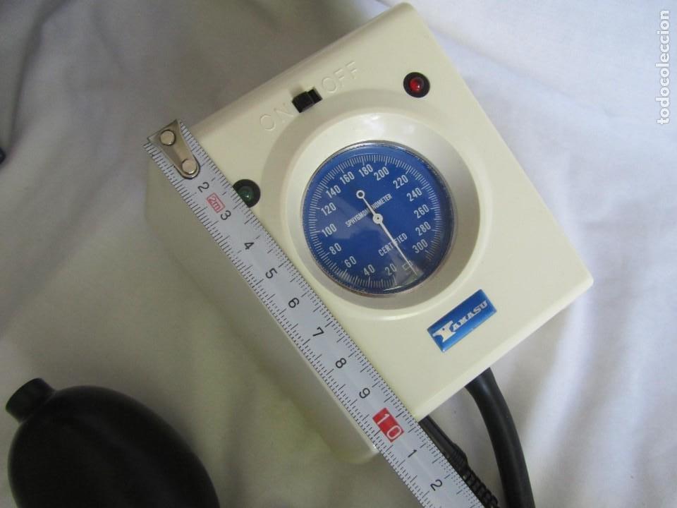 Antigüedades: Tensiómetro japonés Yamisu, eléctrico a pilas - Foto 4 - 213488928