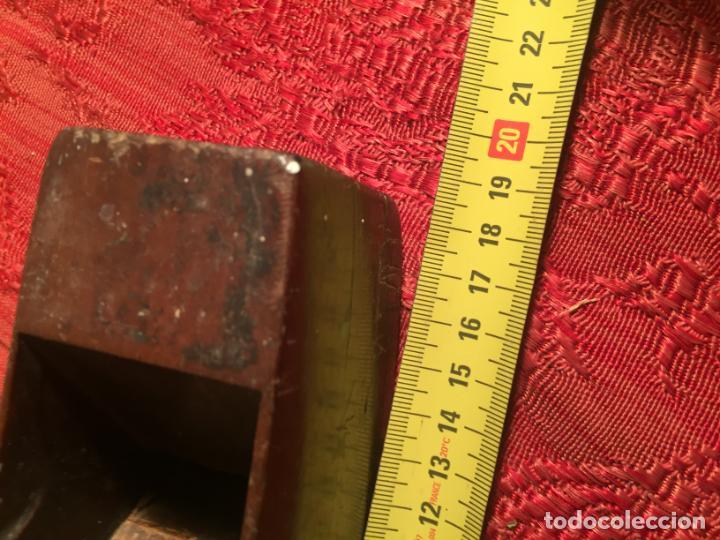 Antigüedades: Antiguas garlopa / ribot de carpintero de los años 40-50 - Foto 7 - 213494230
