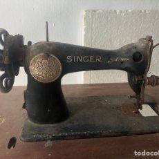 Antigüedades: MAQUINA SINGER ANTIGUA. Lote 213555877