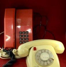 Teléfonos: LOTE DE DOS TELEFONOS ANTIGUOS DE LA CTNE. Lote 213608443