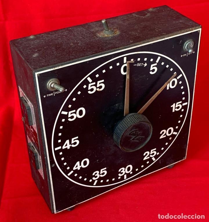 TEMPORIZADOR GRALAB PARA FOTOGRAFIA CUARTO OSCURO MODELO 300 (Antigüedades - Técnicas - Varios)
