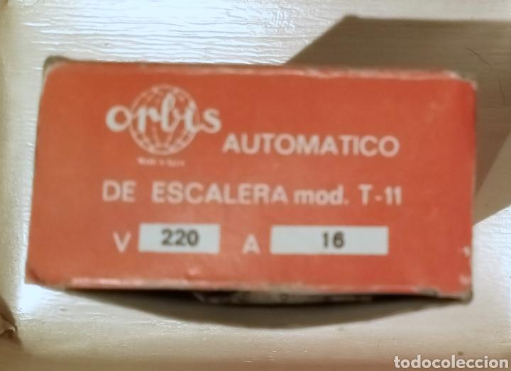 Antigüedades: ORBIS Automático de escalera mod. T-11 - Foto 3 - 213673297