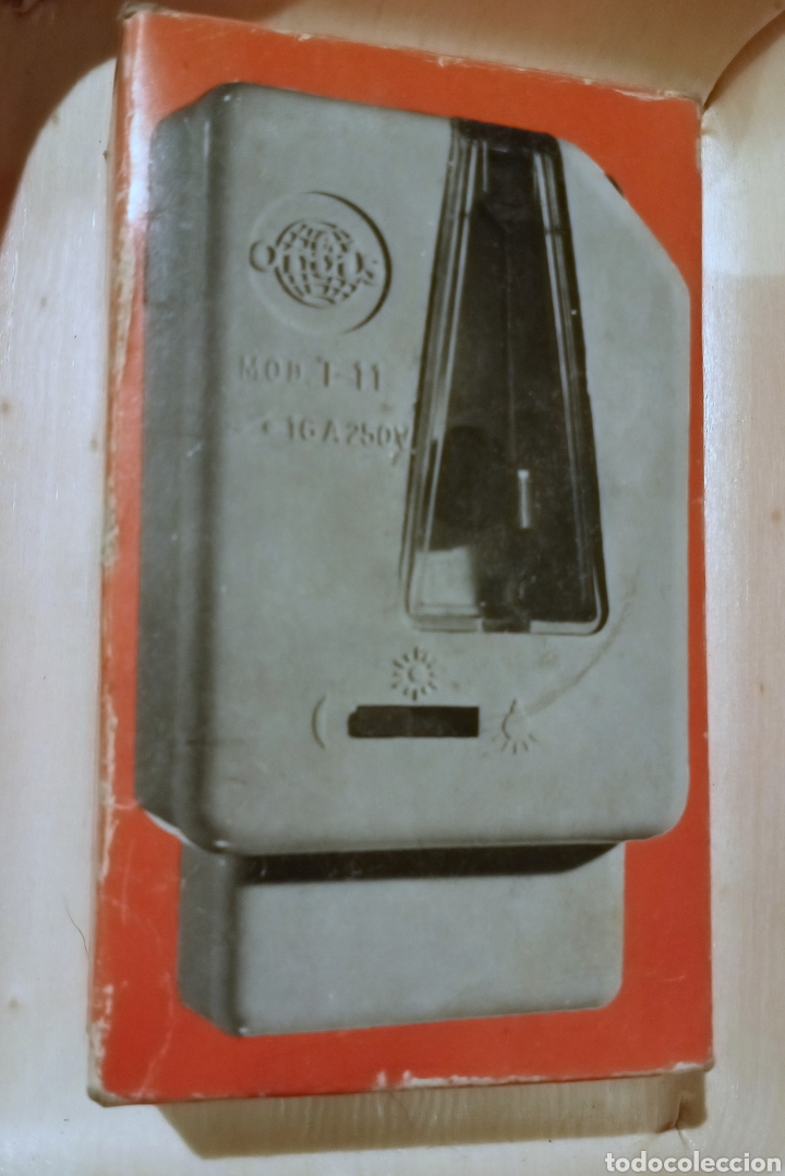 ORBIS AUTOMÁTICO DE ESCALERA MOD. T-11 (Antigüedades - Técnicas - Herramientas Profesionales - Electricidad)
