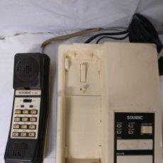 Teléfonos: TELÉFONO SOUNDIC INALÁMBRICO T168. Lote 213752877