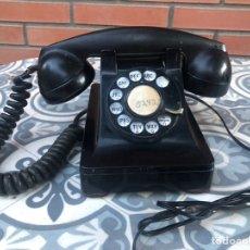 Teléfonos: TELÉFONO ANTIGUO WESTERN ELECTRIC COMPANY USA FIW. USMO. Lote 213981991