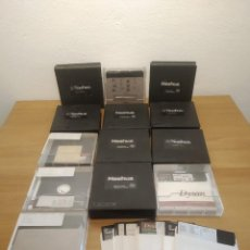 Antiquités: LOTE 139 DISKETTES 5 1/4. Lote 214033877
