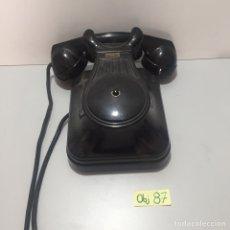 Teléfonos: ANTIGUO TELÉFONO FABRICADO EN ESPAÑA. Lote 214136443