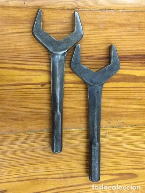 Antigüedades: Dos llaves FORDSON - Foto 5 - 214217236
