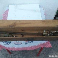 Antigüedades: ROMANA ANTIGUA PESA HASTA 180KG. Lote 214232603