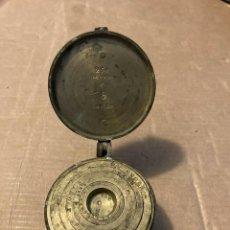 Antigüedades: PONDERAL DE VASO ANIDADO 1834. Lote 214371496