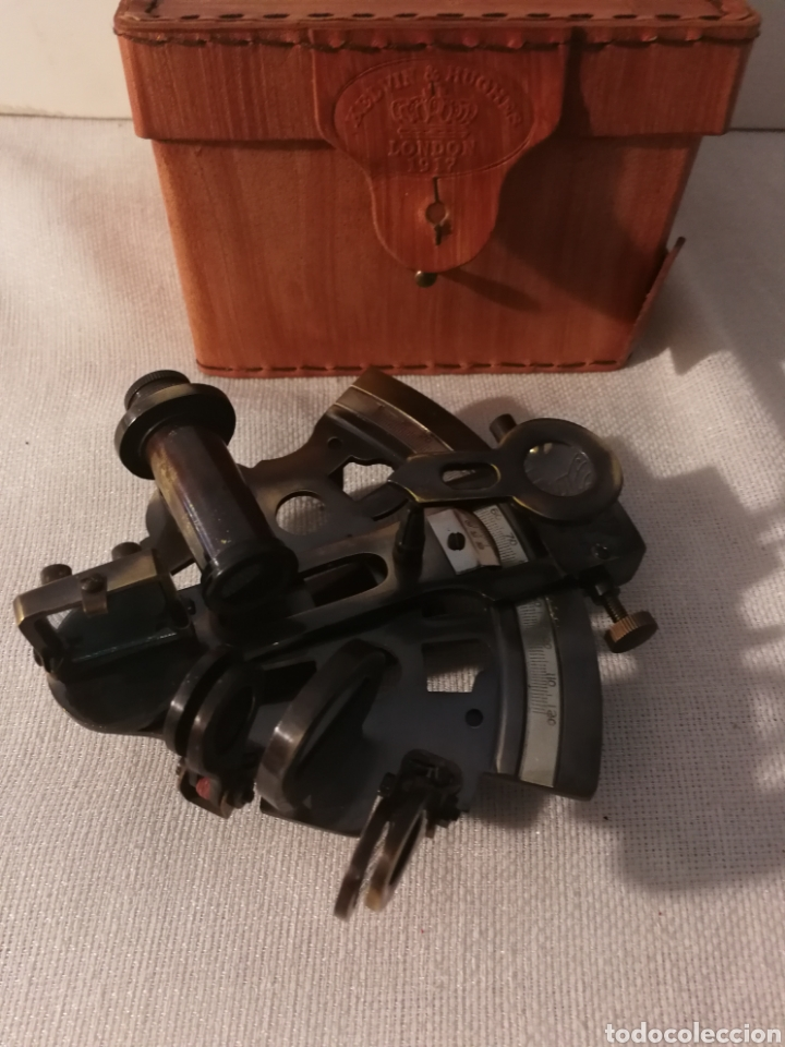 SEXTANTE (Antigüedades - Técnicas - Otros Instrumentos Ópticos Antiguos)