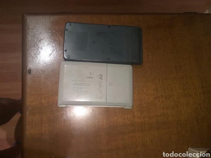 Antigüedades: Calculadora fracción y agenda personal Casio - Foto 8 - 214592680