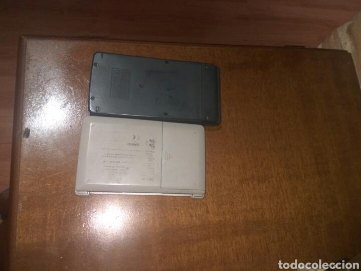 Antigüedades: Calculadora fracción y agenda personal Casio - Foto 9 - 214592680