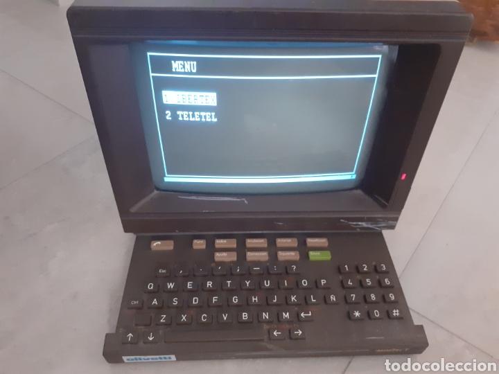 TERMINAL ANTIGUO DE BANCA TELEMÁTICA - MINITEL 1 (Antigüedades - Técnicas - Ordenadores hasta 16 bits (anteriores a 1982))