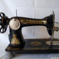 Antiquités: ANTIGUO CABEZAL MAQUINA DE COSER SINGER. Lote 229912465
