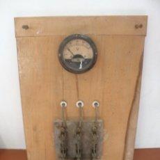 Antigüedades: LOTE CUADROS ELECTRICOS. Lote 214870691